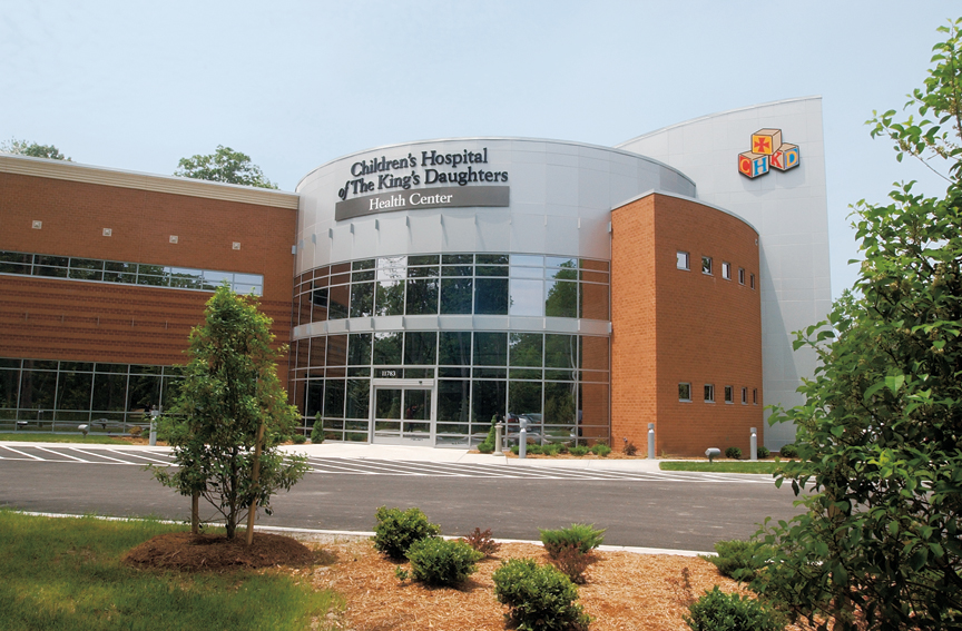 CHKD Health and Surgery Center at Oyster Point