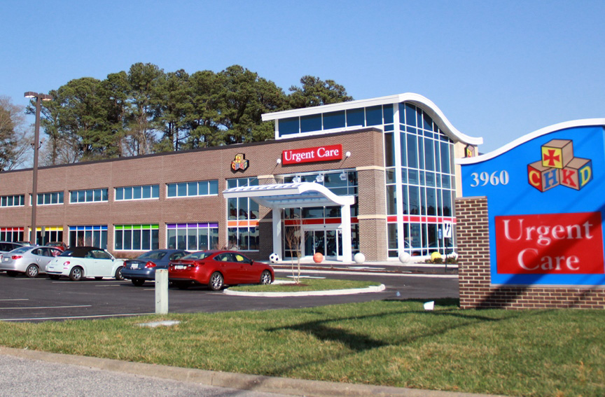 CHKD Health Center and Urgent Care at Loehmann's Plaza