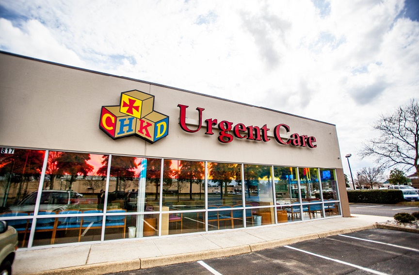 CHKD Urgent Care at Volvo Parkway